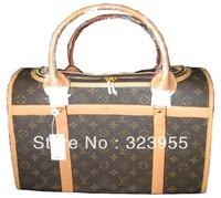 2013 Hot Sale Portable Pet Bag Dog Carrier Pet Cat Travel Puppy Coffee Large Capacity EMS Free Shipping Dog Bag Backpack Handbag