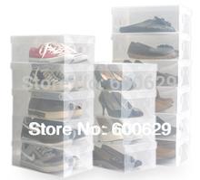 plastic shoe box promotion