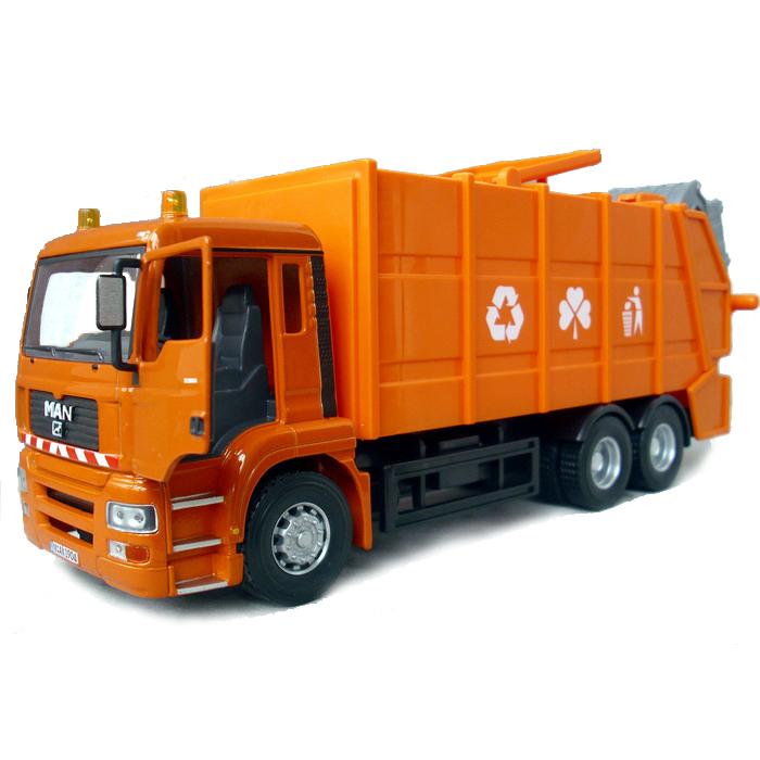 Versandkostenfrei legierung automodelle/reinigen auto große müllwagen auto Modell/baby spielzeug