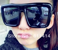 New sales!Cool square sunglasses,fashion uni-sex sunglasses,Europe style oversized sunglasses,free shipping