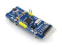 Free shipping VS1003B module mp3 module decoder board wma wav audio decoding module with microphone