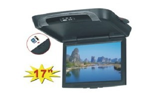 17 inch Roof mount Car DVD player(China (Mainland))