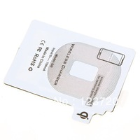 Latest Qi Wireless charger Receiver Wireless Charging adapter for Samsung Galaxy S3 III i9300 Free Shipping