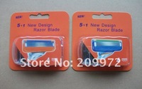DHL Free shipping  Neutral razor blades(4s / package)  For EU / U.S /RUSSIAN version shaving blade shaver razor