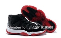 Free Shipping Mens Basketball Shoes Black Varsity Red White Online