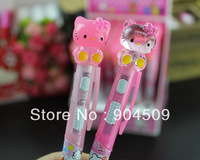 Ballpoint hot Hello Kitty ball pen / gift ball pen / plastic ball pen