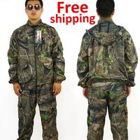 2014 new Combat BDU Uniform Camouflage suit sets Military uniform combat Airsoft Hunting uniform big size xl-6xl  free Shipping
