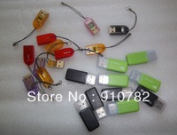tf card reader  USB 2.0 Micro SD T-Flash TF  reader tf card reader