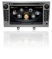 Peugeot 308 408 with Built-in GPS, bluetooth, RDS, IPOD,PIP,V-CDC,DUAL ZONE,support 3G, wifi free map/tv antenna