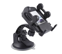 Universal Windshield Car Holder  For Iphone 5 / samsung galaxy S4 / HTC ect. cellphone suction cup windscreen holder