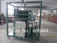Single-Stage Vacuum Insulating Oil Purifier System, Insulation Oil Recovery Machine