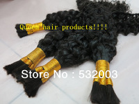 New listing!!!3pcs Queen hair products Brazilian virgin hair deep wave,unprocessed & can dyed&Natural color,Free shipping  DHL