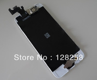 For iPhone 5 LCD assembly  Free Shipping