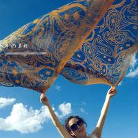 Free shipping 2014 Fashion print floral women scarf voile viscose scarf shawl summer beach bikini cape sarong