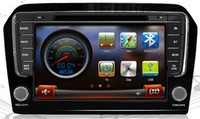 wholesale VW VOLKS WAGEN 2013 JETTA  DVD GPS 7 inch ARM11 WinCE OS;2 DIN WVGA TFT LCD;Touch screen;Steering Wheel Control;