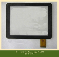screen protector gift Free shipping 9.7'' touch screen touch panel digitizer glass yuandao n90 ii dual core PB97DR8073-03