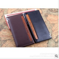 Free Shipping men's wallet genuine leather wallet business wallet for men fashion in 2013