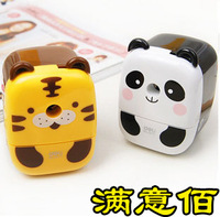 Freeshipping Right hand 0673 pencil sharpener pencil machine right hand pencil sharpener pencil sharpener big cartoon style