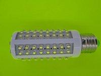 Super bright LED bulb 7W E27 220V Cool White / Warm White LED lights with 108 360 degree LED corn light free shipping  LED Lamp