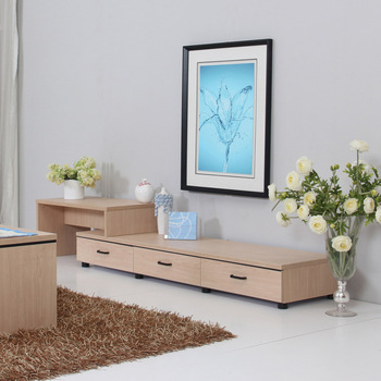 Free shipping Modern tv cabinet brief furniture cabinet aigui retractable combination tv cabinet living room cabinet
