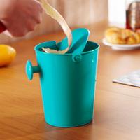 Free shipping ! At home mini desktop garbage bucket supplies baihuo lounged gadgetries