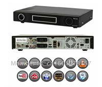 Vu Duo Twin DVB-S2 tuner twin tuner PVR Linux Smart BCM7335 Digital dvb Receiver  shipping by DHL or Fedex 6-8 days shippment.