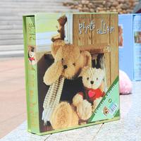 Cartoon photo album 4d photo album big 6 photo album 200 book