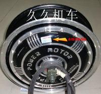 Free shipping, Electric bicycle 10 48v 800w transit motor aluminum wheels