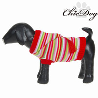 Pet clothes dog clothing spring and autumn sweater teddy spring chigoes wadded jacket