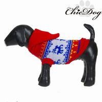 Pet clothes dog sweater spring and autumn sweater dog clothes