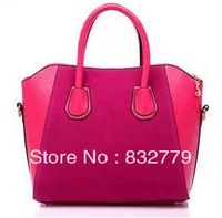 2013 new fashion high-grade matte leather shoulder bag Messenger bag free shipping