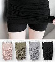 2013 summer legging skirt female safety pants basic skirt pants d051