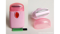 2013 new as seen on tv waterproof electric shavers shaving & hair removal machinery lady shaver electric hair trimmers