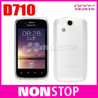 Unlocked Original Doov D710 Female Smart phone Dual SIM  Dual Standby  mobile phone