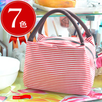 Senior waterproof portable small canvas bags lunch bag nappy bag trend 2013 women's handbag