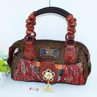 National crafts bag casual bags women's handbag trend national cloth