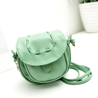 2013 mobile phone candy color mini messenger bag small bag cross-body change female bags