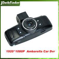 Ambarella GS5000 1080P Car DVR GPS Full HD Video Recorders GPS logger G-sensor HDMI H.264 Video Codecr 4 IR LED Night Vision