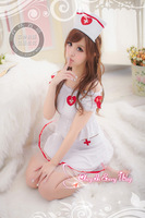 Sexy Nurse Nurse role-playing nurse uniform sexy lingerie game uniforms 1151
