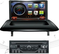 wholesale PEUGEOT 3008 DVD GPS ARM11 WinCE OS;2 DIN WVGA TFT LCD;Touch screen;Steering Wheel Control;