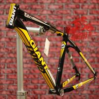 2013 GIANT XTC ultra-light Mountain Bike Frame / Yellow  ONLY 1590g +Free Shipping