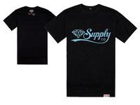 2013 diamond supply co mens t shirts fashion casual designer men t shirt short sleeved t-shirt Free shipping tshirt