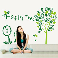 Eco-friendly large wall stickers tv ofhead beijingqiang