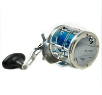 Free shipping, Full metal boat fishing reel ACT320 drum large trolling BOAT Reel