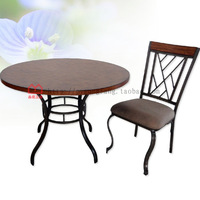 Pinyou Home, dinette, dinning room table and chairs, Dining Room Set, Dining Room Furniture, JS-5