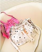 2013 Summer bags Tassel bucket bag messenger bag Fashion handbag Women's casual bag
