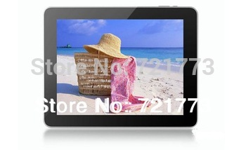 "New-arrival Ampe A90 A31S Quad Core 9.7"" Tablet PC 1G/8GB Wifi Blutooth 1024*768 7600MAH Good Battery In Stock Android 4.1"