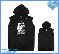 Free Shipping Last King Hotsale Cheap Brand Last King Men Waistcoat