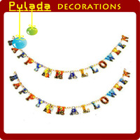 Pulada Decorations (min,order $10) Halloween supplies ktv / party decoration props halloween garland,wholesale
