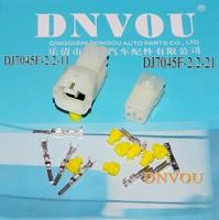 The swift oxygen sensor plug vehienlar dj7045f-2.2 waterproof plug connector